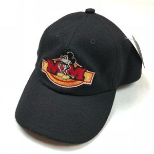 The Disney Store VTG Mickey Mouse Champion Hat NWT